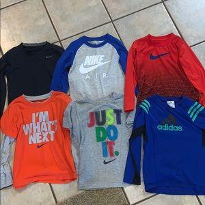 Nike and Adidas Lot